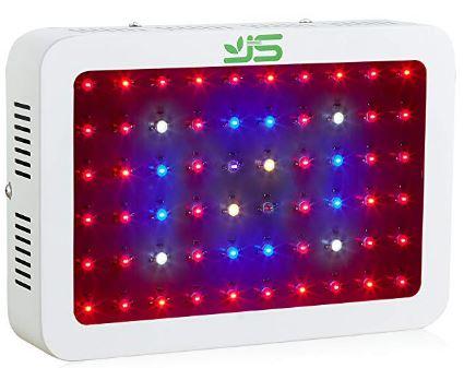 Die 600 Watt starke LED Growlampe aus dem Hause JS Products